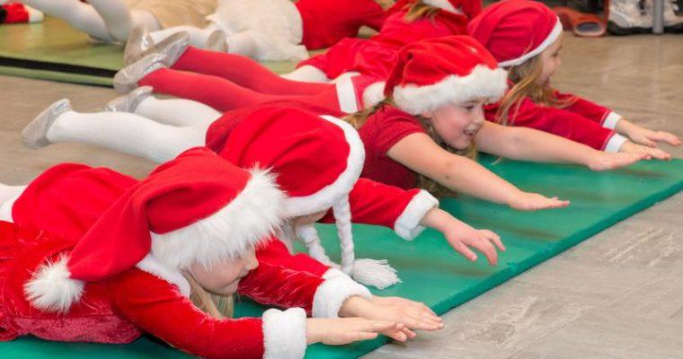 Juleoppvisning 5. desember